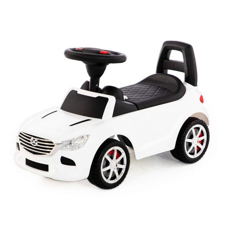 Wader QT Samochód Jeździk Super Car Biały LK