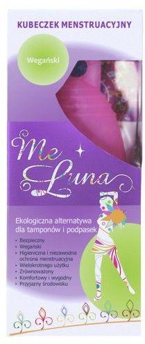 Kubeczek menstruacyjny rozmiar S - Me Luna