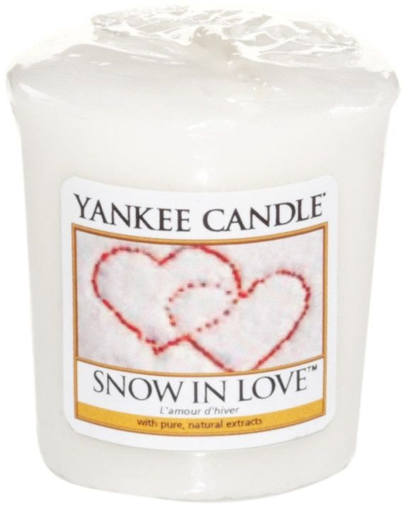Snow in Love sampler