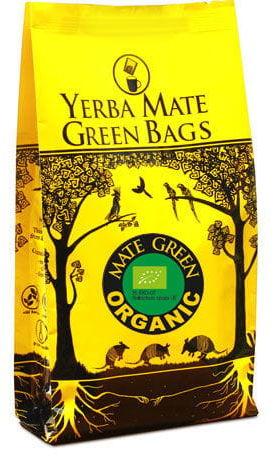 Yerba mate bio 25 x 3 g - organic mate green