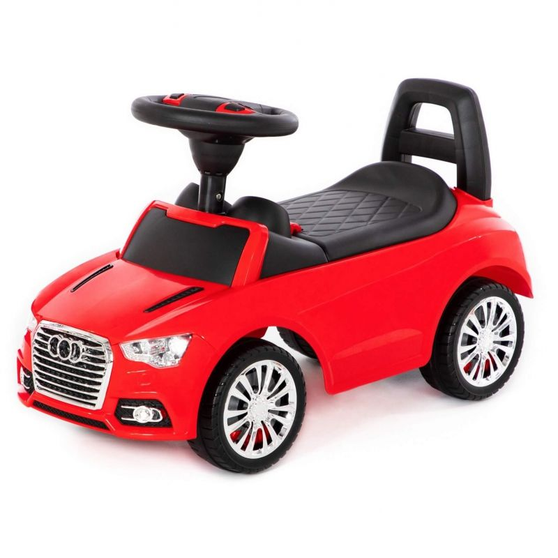Wader QT Samochód Jeździk Super Car Czerwony LK