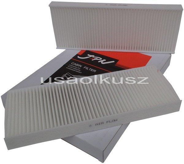 Filtr kabinowy przeciwpyłkowy Nissan Xterra 2006-