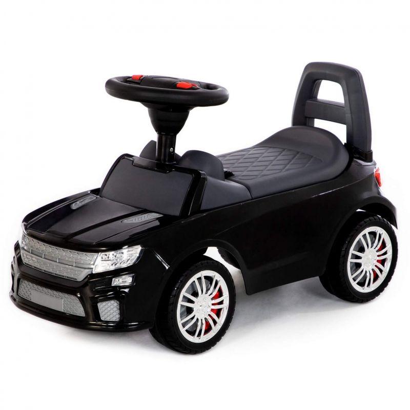 Wader QT Samochód Jeździk Super Car Czarny LK