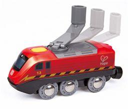 Hape E3761 pociąg z korbą świat kolejowy
