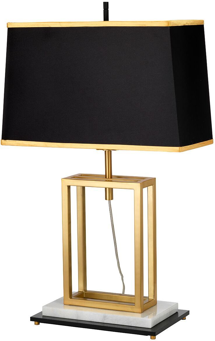 Lampa stołowa Atlas Elstead Lighting dekoracyjna oprawa w nowoczesnym stylu
