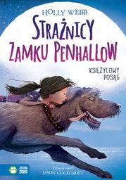 Strażnicy Zamku Penhallow. Księżycowy posąg - Ebook.