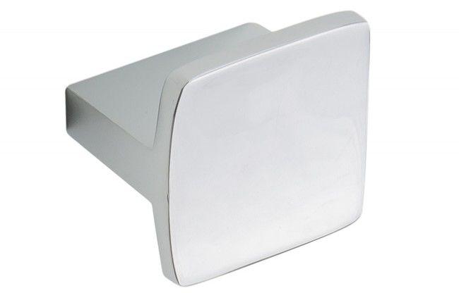 Uchwyt meblowy KWADRAT (30x30 mm)s, chrom