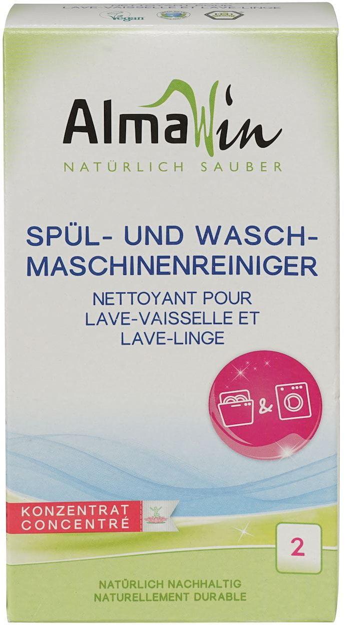 Proszek do czyszczenia pralek i zmywarek eco 200 g - almawin