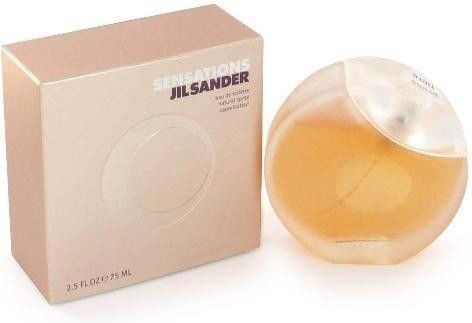 Jil Sander Sensations woda toaletowa dla kobiet 40 ml