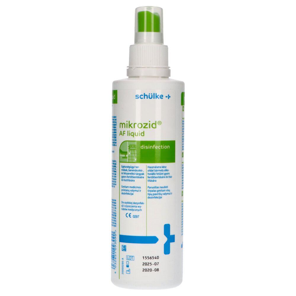Schulke Mikrozid AF liquid do dezynfekcji powierzchni i sprzętów