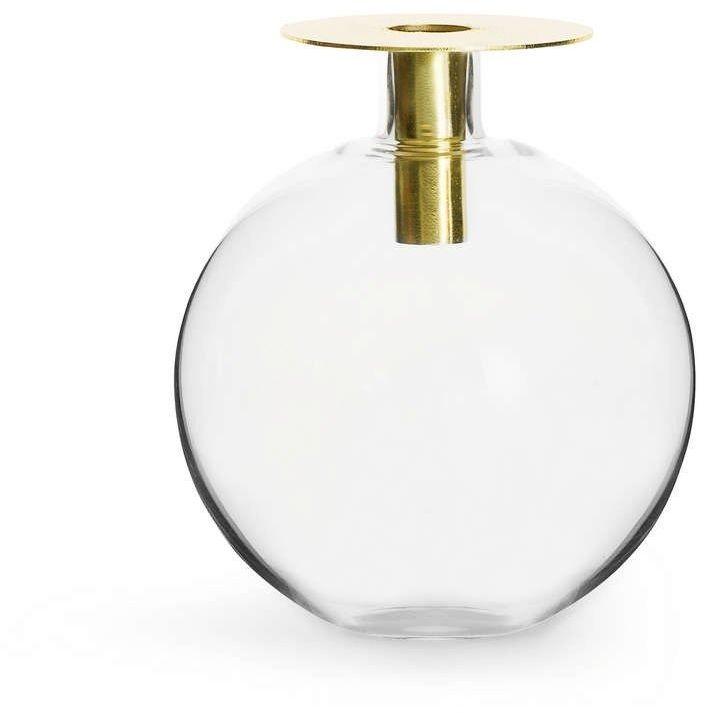 Sagaform - winter - świecznik/wazonik, 18 cm