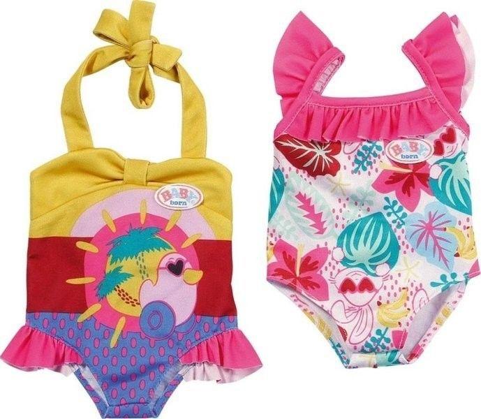 BABY Born - Ubranko Kostium kąpielowy dla lalki 828281