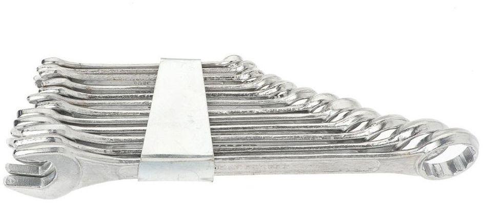 Zestaw kluczy oczkowo-płaskich 6 - 22 mm 35012H 12 szt. MEGA