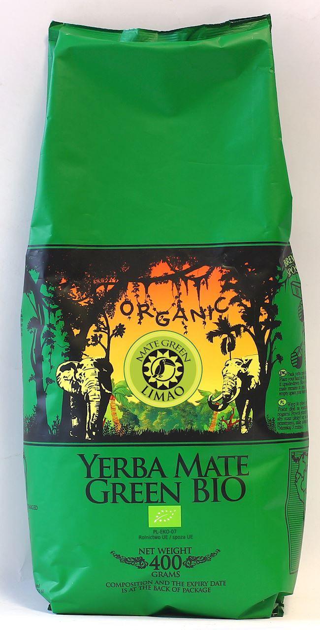 Yerba mate limao bio 400 g - organic mate green