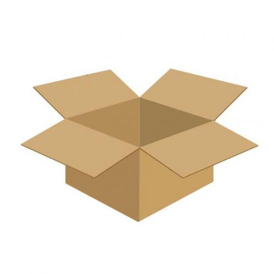 Karton klapowy tekt 3 - 300 x 250 x 150 460g/m2 fala B wymiar zewnętrzny