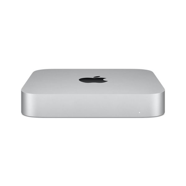 Mac mini z Procesorem Apple M1 - 8-core CPU + 8-core GPU / 8GB RAM / 256GB SSD / Gigabit Ethernet / Silver (srebrny) 2020 - nowy model