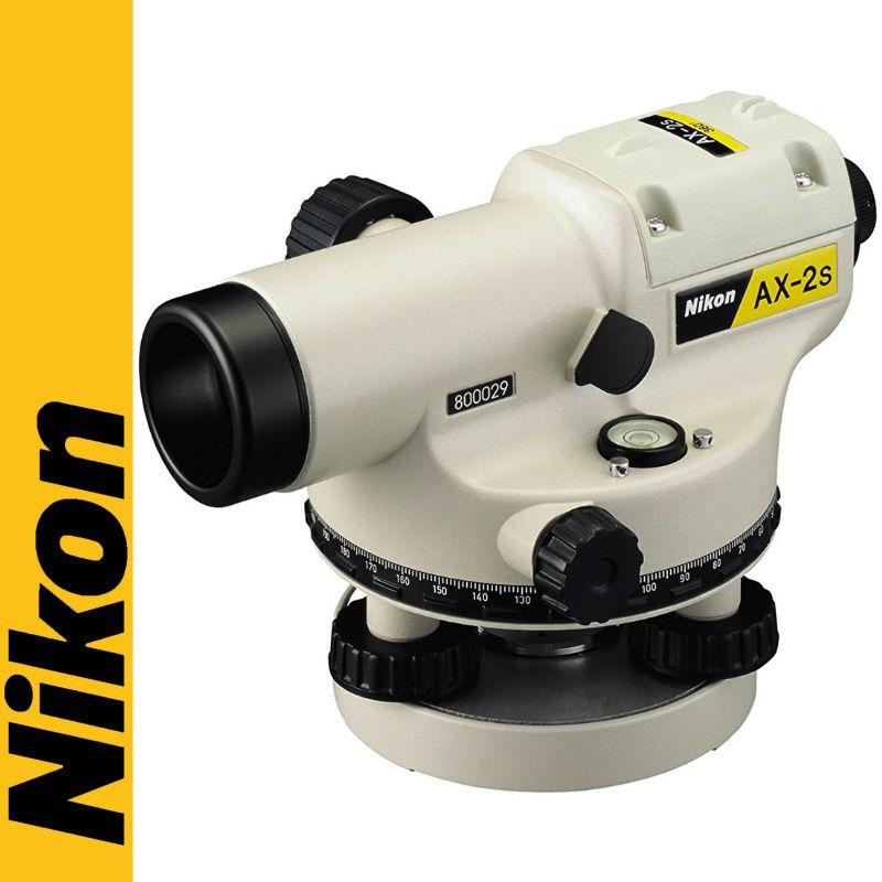 Niwelator optyczny serii Nikon AX-2s / AC-2s