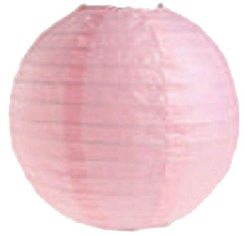 Mondial-fete lampion, klosz lampy, różowy, 20 cm