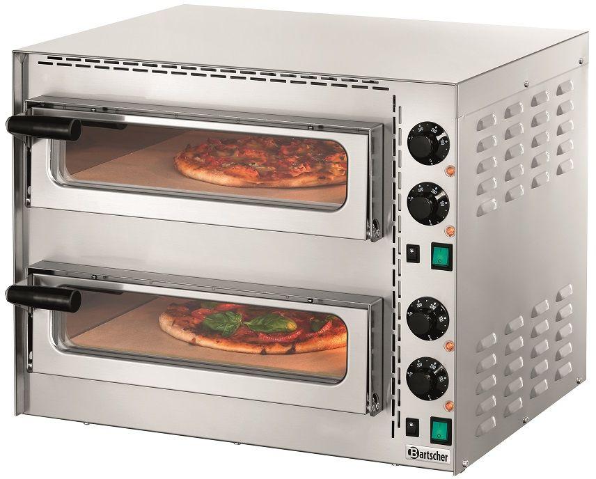 Piec do pizzy 2-komorowy MINI PLUS 2