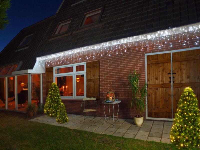 Oświetlenie LED białe zimne 7,2m