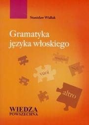 Gramatyka języka włoskiego ZAKŁADKA DO KSIĄŻEK GRATIS DO KAŻDEGO ZAMÓWIENIA