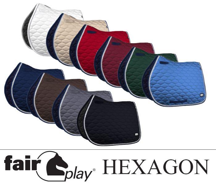 Potnik HEXAGON - Fair Play - wszechstronny
