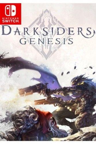 Darksiders Genesis NS Używana