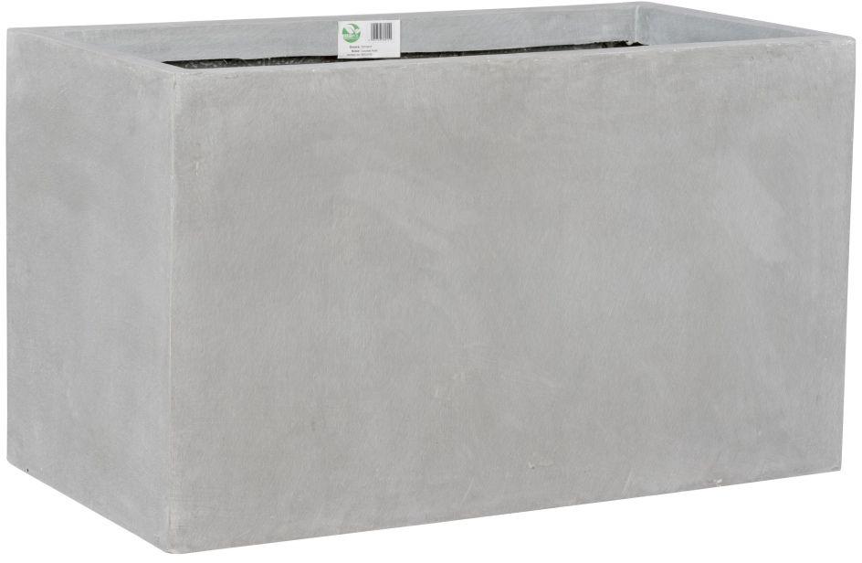 Donica z włókna szklanego D272S szary beton