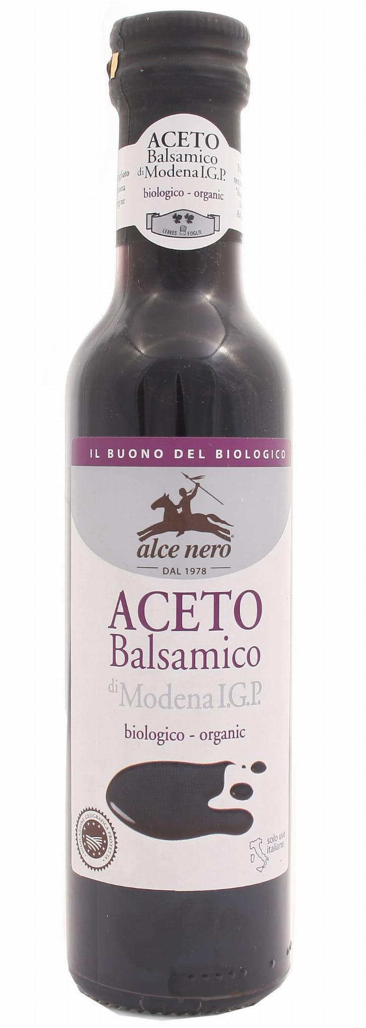Ocet balsamiczny z Modeny BIO - Alce Nero - 250ml