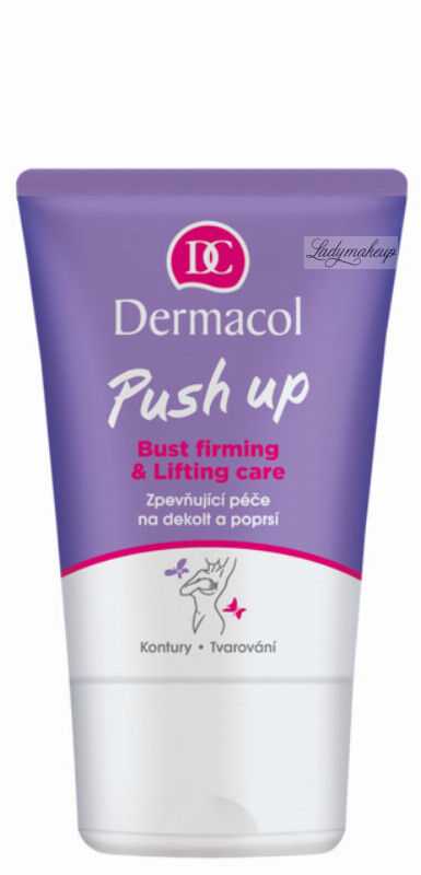Dermacol - Push Up - Bust Firming & Lifting Care - Ujędrniająco-liftingujący krem do biustu i dekoltu - 100 ml