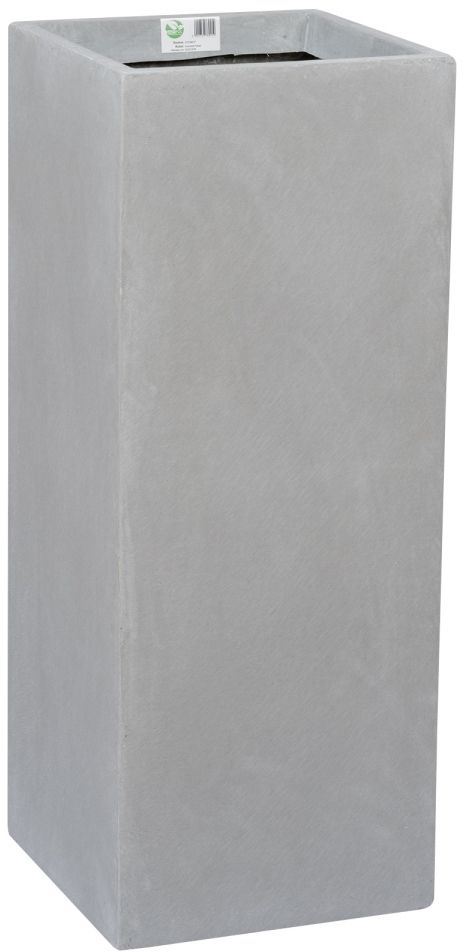 Donica z włókna szklanego D273B szary beton
