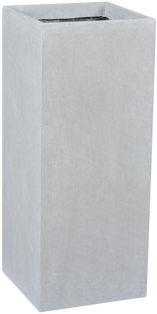 Donica z włókna szklanego D273C szary beton