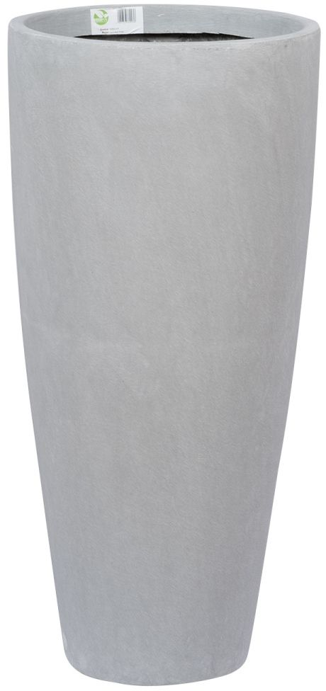 Donica z włókna szklanego D282C szary beton
