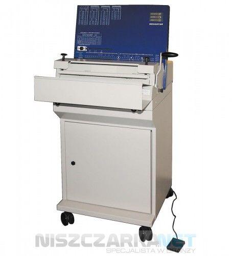 Bindownica OPUS MEGASTAR Master Unit - Produkcyjny zestaw bindowniczy