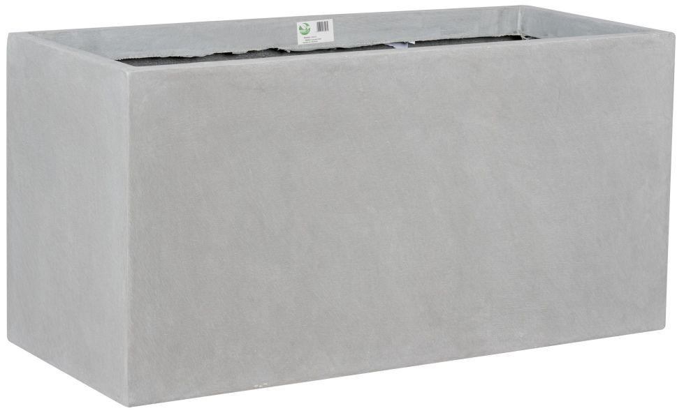 Donica z włókna szklanego D834 szary beton