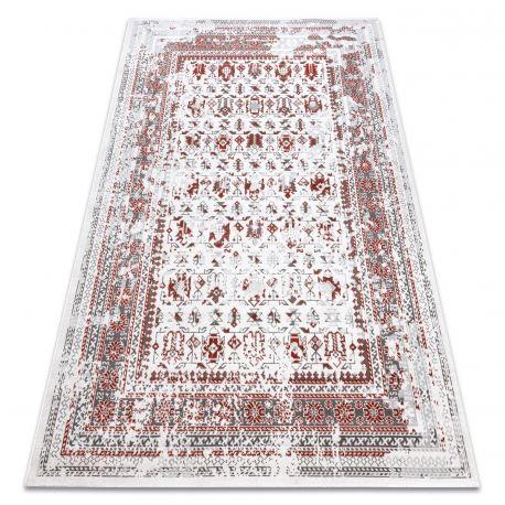 Dywan Vintage 22212061 krem / czerwony klasyczny 120x170 cm