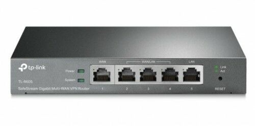 TL-ER605 (TL-R605) GIGABITOWY ROUTER VPN SAFESTREAM, MULTI-WAN - TP-LINK