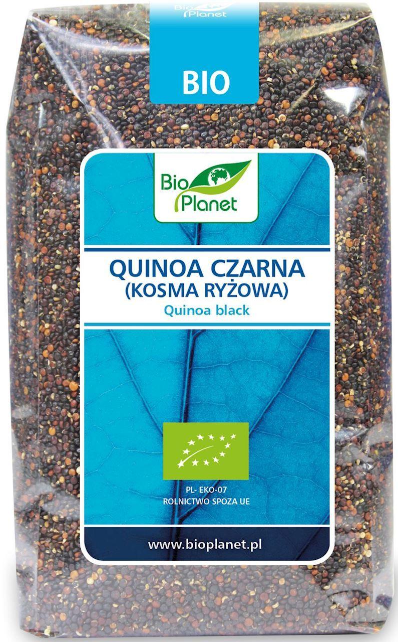 Quinoa Czarna BIO 500g - Bio Planet