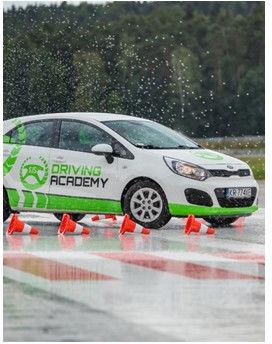 Szkolenie z bezpiecznej jazdy  Kielce