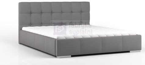 Łóżko 81274 tapicerowane M&K Foam Koło