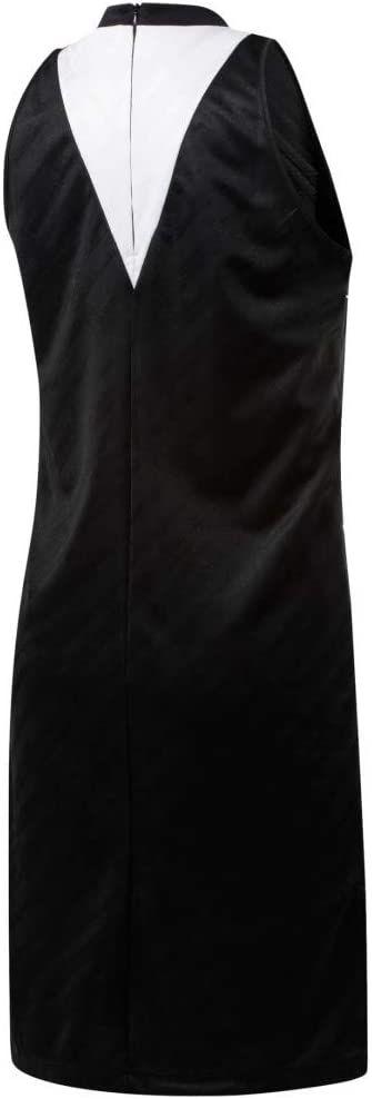 Reebok Damska sukienka Wor Myt Dress czarny czarny xxs
