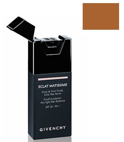 Givenchy Eclat Matissime 8 Mat Amber Podkład matujący we fluidzie - 30ml Do każdego zamówienia upominek gratis.