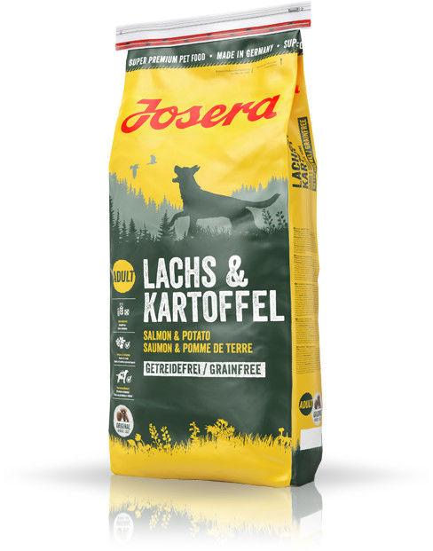 Josera Lachs & Kartoffel 900g