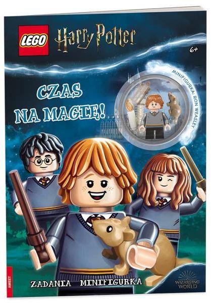 LEGO Harry Potter Czas na magię ZAKŁADKA DO KSIĄŻEK GRATIS DO KAŻDEGO ZAMÓWIENIA
