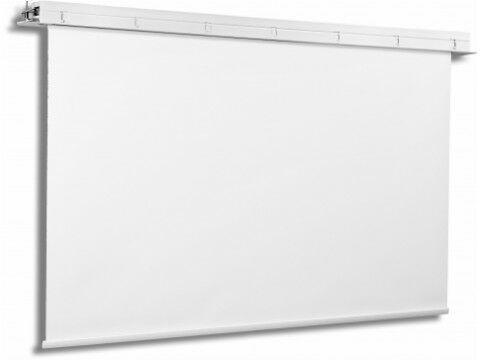 Ekran Elektryczny Avers Contour 18 Matt Grey 180x180 Format 1:1 - MOŻLIWOŚĆ NEGOCJACJI - Odbiór Salon Warszawa lub Kurier 24H. Zadzwoń i Zamów: 504-586-559 !