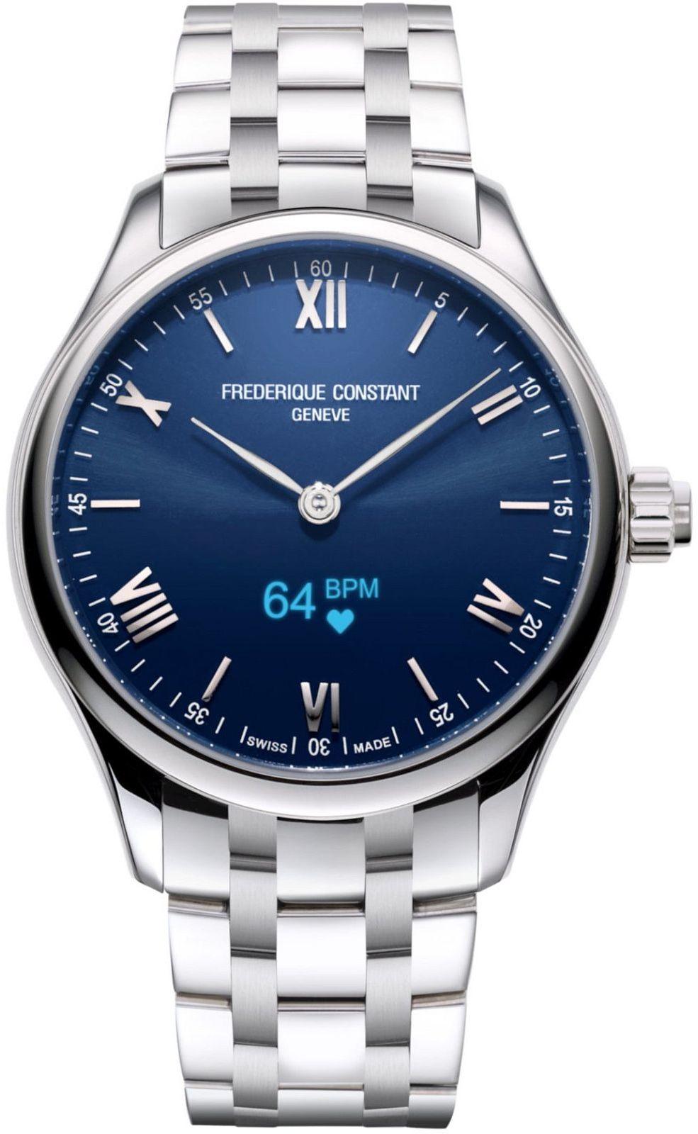 Zegarek męski Frederique Constant Vitality Hybrid Smartwatch