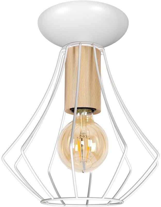 Lampa sufitowa WILL loft WHITE MLP4180 Milagro  SPRAWDŹ RABATY  5-10-15-20 % w koszyku