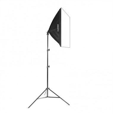 Lampa SOFTBOX 50x70 85W 802