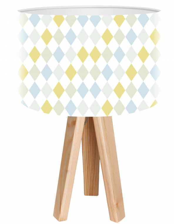 Lampa stołowa mini-trójnóg Austin
