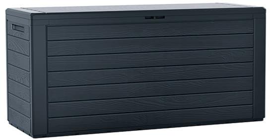 Skrzynia Ogrodowa WoodeBox 280l Antr Prosperplast